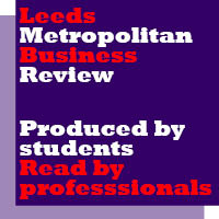 Leeds Metropolitan Business Review