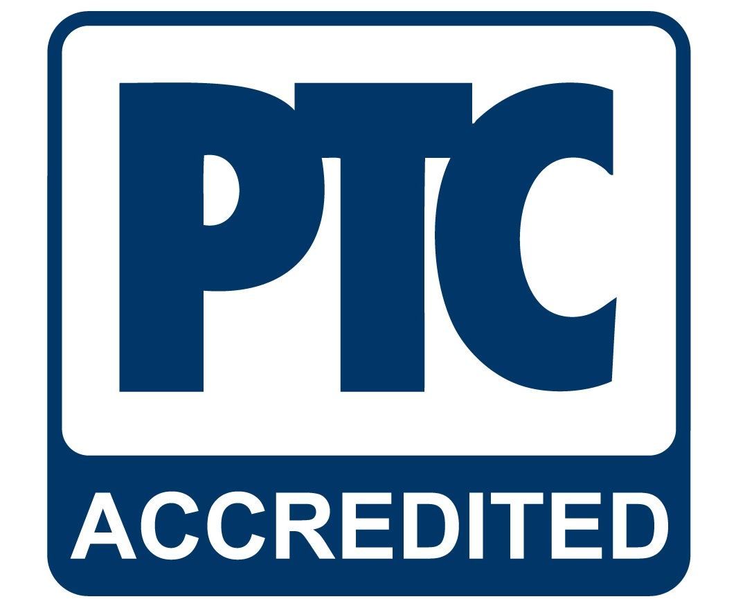 PTC accredited