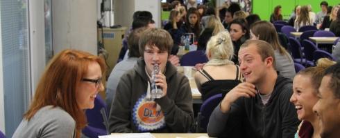 Student speed dating leeds