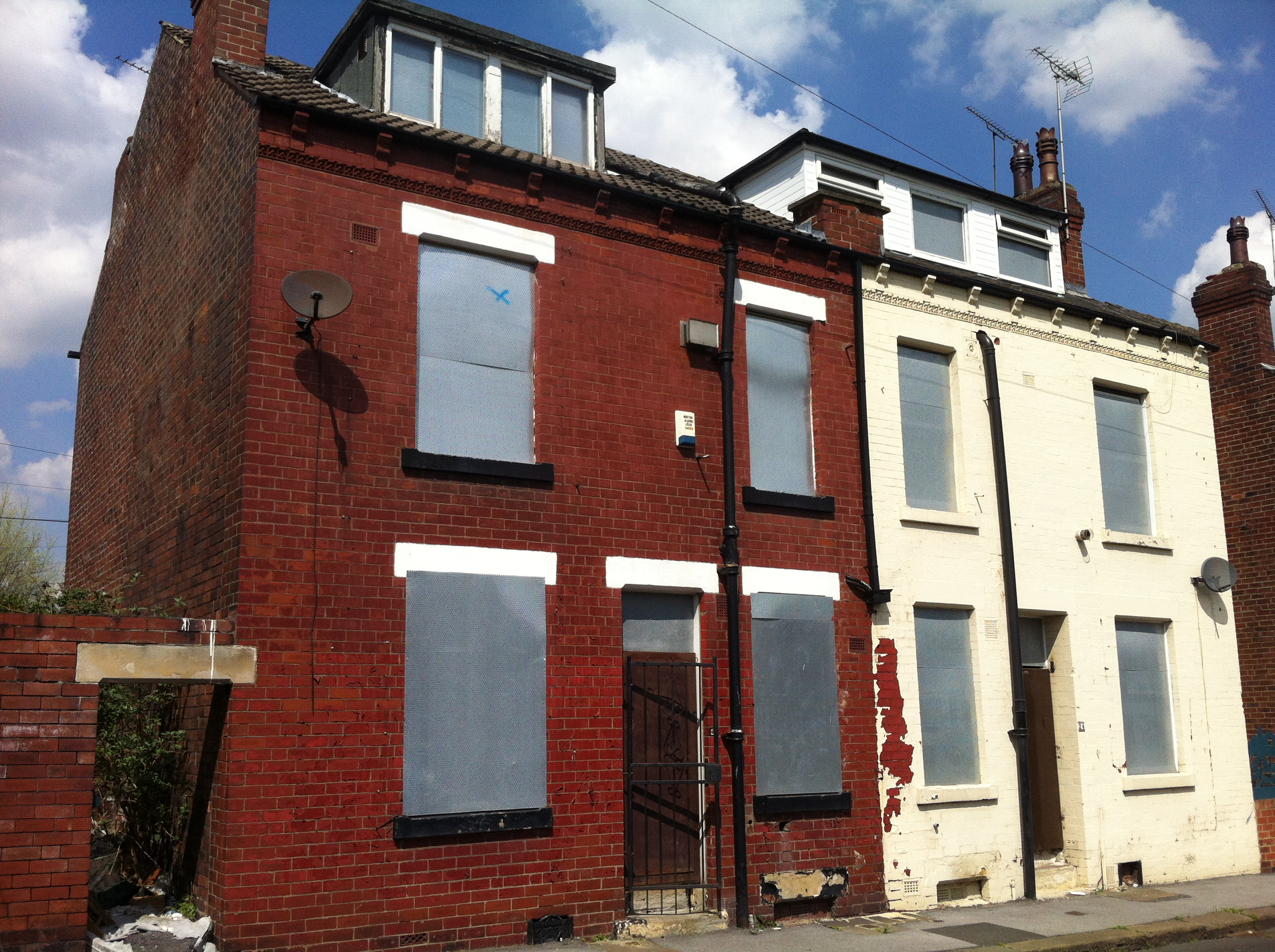 Council Tax Empty Listed Property